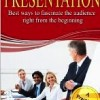 How to open a presentation